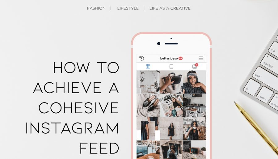 That's BS: How to achieve a cohesive Instagram Feed