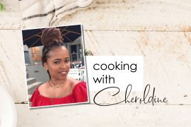 Cooking with Cheroldine