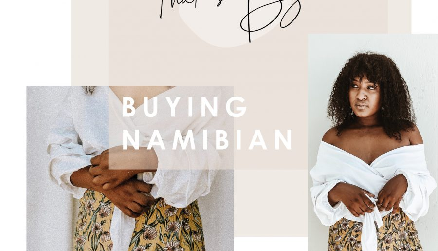 That's BS: Buying Namibian