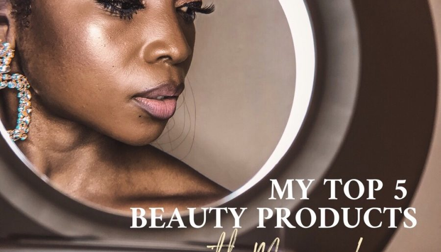 My top 5 beauty products – with Maggy Lenga
