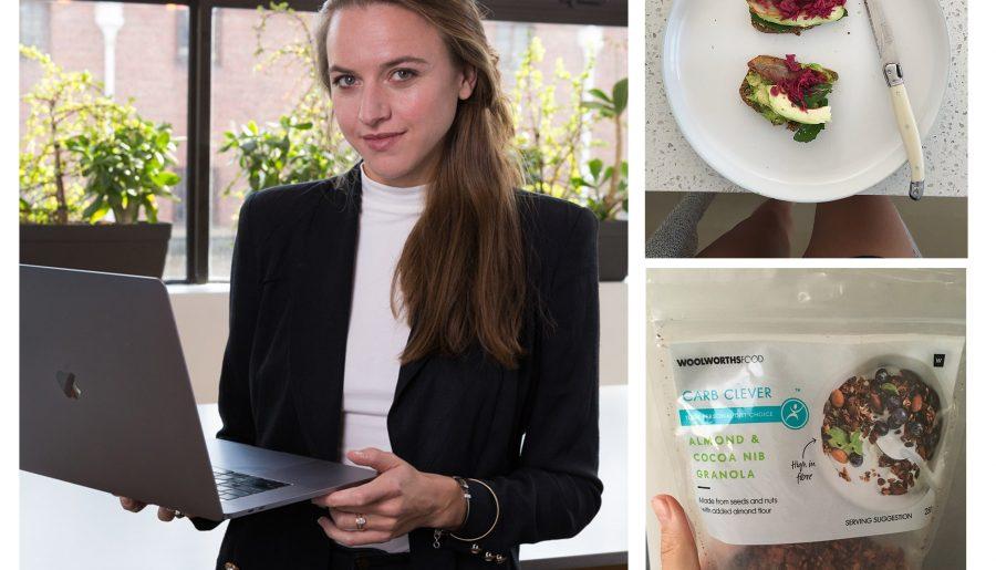 What I Eat – with Klara Mudge